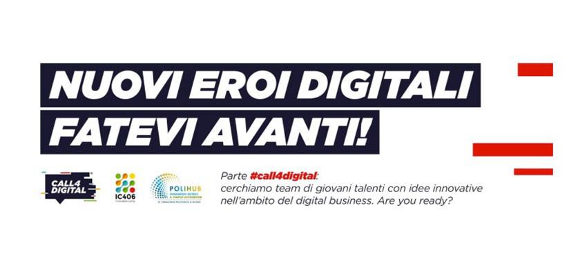 Selezione per startup digitali