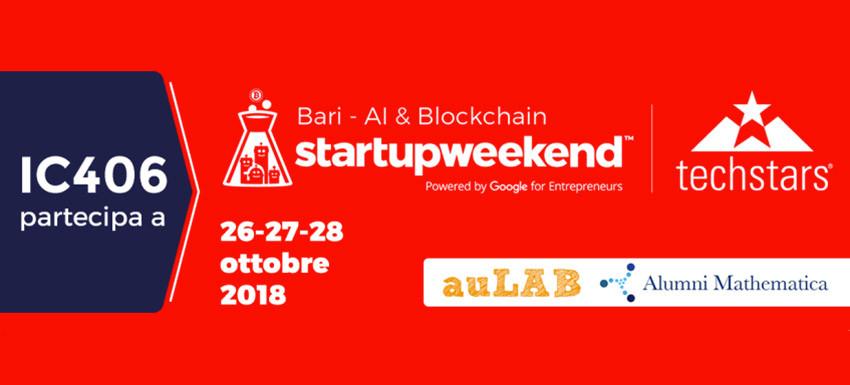 Startup weekend intelligenza artificiale