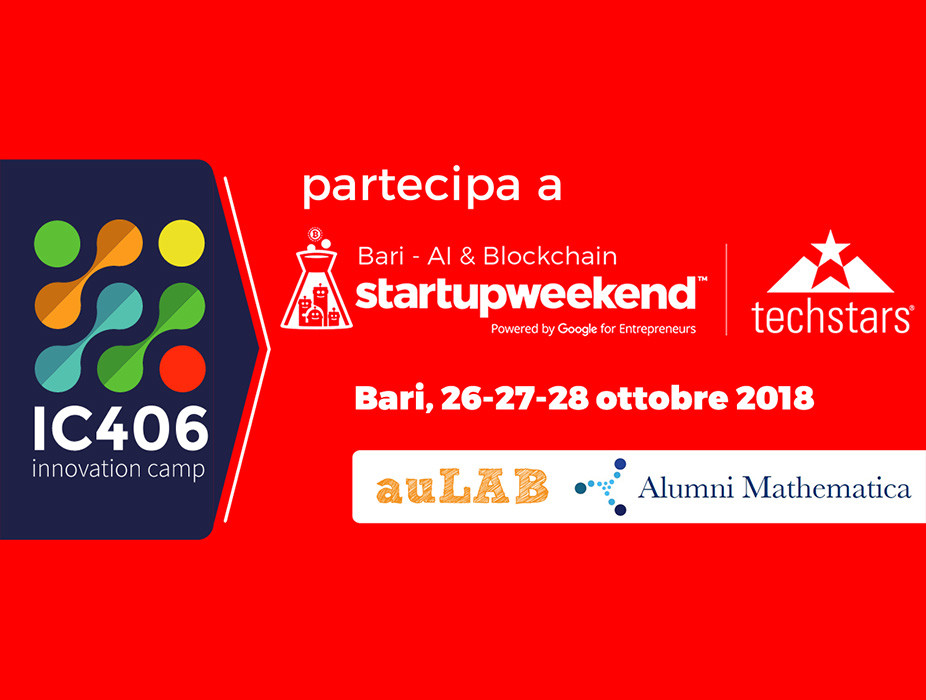 Startup Weekend Intelligenza Artificiale News